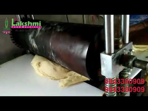 Appalam / Pappadam Wooden Sheeter /Katta Machine