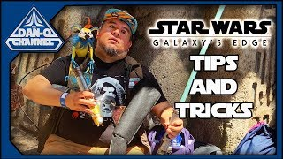 Tips For Galaxys Edge! How To Star Wars At Disneyland & Disney World