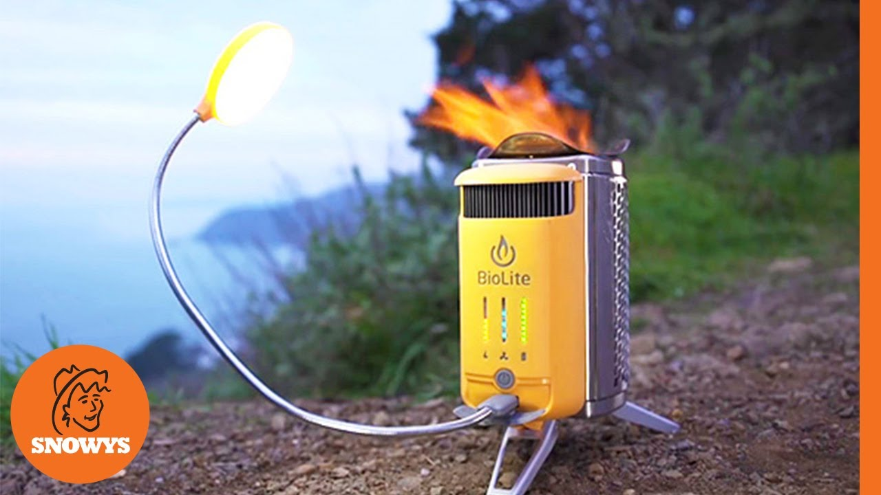 CampStove 2 Hiking Stove