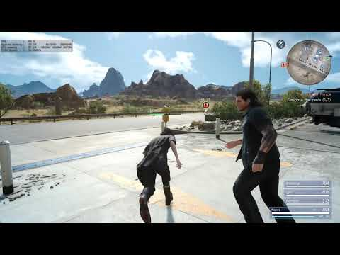 For anyone having Performance Issues with FINAL FANTASY XV