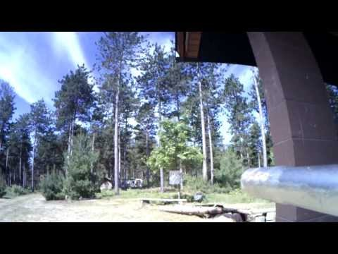 Paintball practice Epic HD Camera: Attachacam camera mount