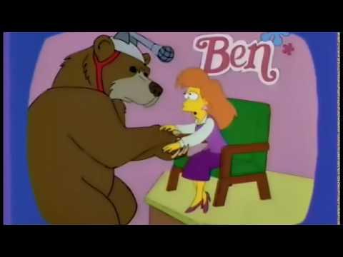 The Simpsons Gentle Ben