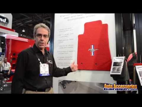 Lloyd Classic Loop Floor Mats Video