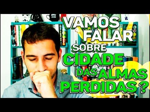 DISCUSS�O DE CIDADE DAS ALMAS PERDIDAS, CASSANDRA CLARE (com spoilers) | VEDA #28 | Livraria em Casa