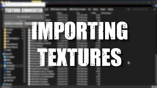 BFBC2 Texture Converter - Importing Textures