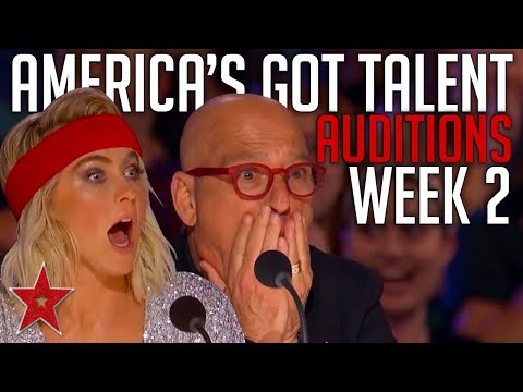 America's Got Talent 2019 Auditions! | WEEK 2 | Got Talent Global