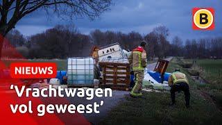 Berg drugsafval gedumpt in Asten | Omroep Brabant
