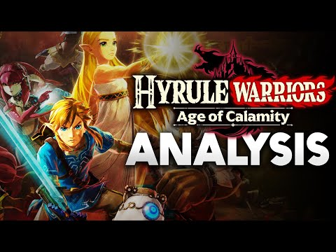 Hyrule Warriors: Age of Calamity ANALYSIS (Breath of the Wild Prequel)