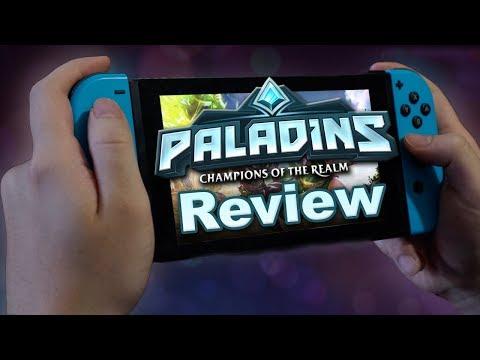 Paladins Nintendo Switch Review video thumbnail