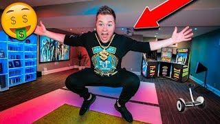 PAPA JAKE BILLIONAIRE HOUSE TOUR!! Gaming Setup, Toy Room & More!