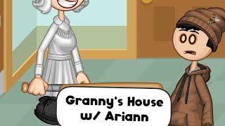 GRANNY'S HOUSE 🎵 FGTeeV (Papa Louie Pals)