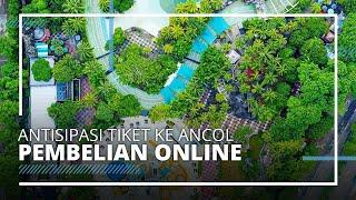 Antisipasi Pengunjung yang Tak Beli Tiket Online, Ancol Siapkan Pemeriksaan Ketat