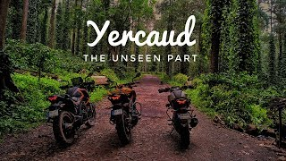 Bangalore to Yercaud Hill Station | 3 Honda Hornet 160R | The Unseen Routes