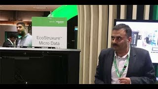 Schneider Electric have come up with intelligent power backup