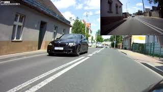 Kamera motocyklowa INNOVV K2 @ 1080p30+1080p30