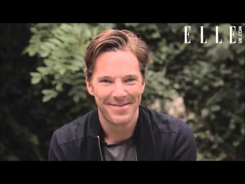 Benedict Cumberbatch For ELLE UK -  Behind The Cover Shoot + Q&A Mp3