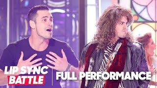 "Ben Higgins Performs ""Call Me Maybe"" & ""You Give Love a Bad Name"" 