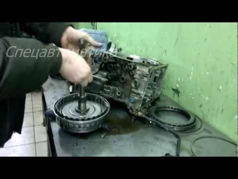 Разборка АКПП 4HP20/Disassembly automatic gearbox 4HP20 Mercedes Vito