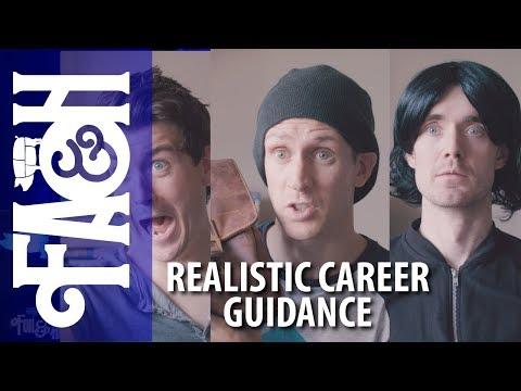 Realistické profesní poradenství