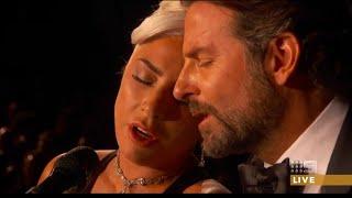 Lady Gaga & Bradley Cooper Shallow (Oscars 2019)