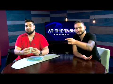 At the Table Live Lecture - Xavior Spade