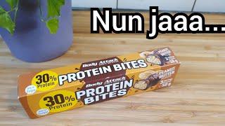 Body Attack Protein Bites Peanut Butter | Ehem... | FoodLoaf
