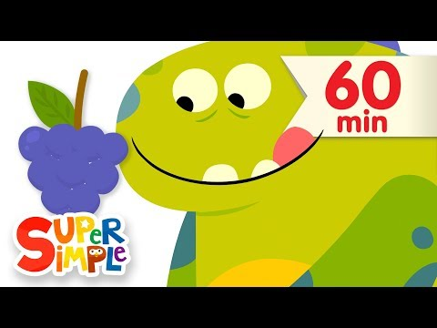 Are You Hungry?    + More Kids Songs   Super Simple Songs