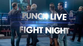 NORDINE ARIK VS AFONSO PEREIRA HIGHLIGHTS PUNCH LIVE FIGHT NIGHT 2