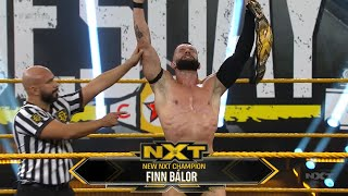 EVERY NXT CHAMPION (2012-2020) UPDATED