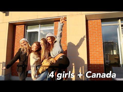 Intalnirea cu Femeia Quebec.