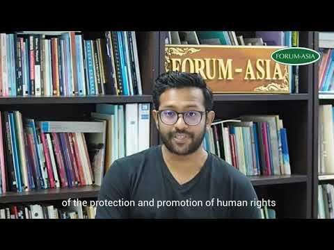 How does FORUM-ASIA UN Advocacy Programme influence human rights diplomacy at the UN HRC?