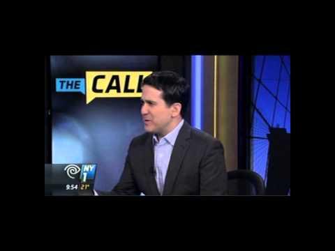 Wall Ball on NY1 News
