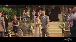 Houston Rustic Barn Weddings | Moffitt Oaks