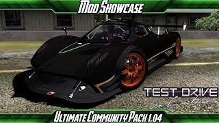 Mod Showcase   Test Drive Unlimited Ultra Community Pack 1.04