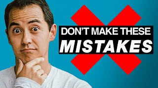 3 Common Mistakes Made by New YouTubers
