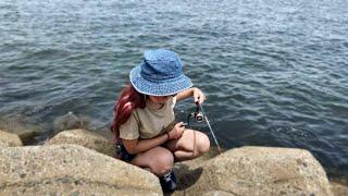 やばい、アナ釣りにハマってしまった。