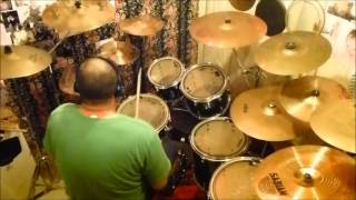 """Little River Band """"John Farnham"""" Playing To Win Drum Cover"""