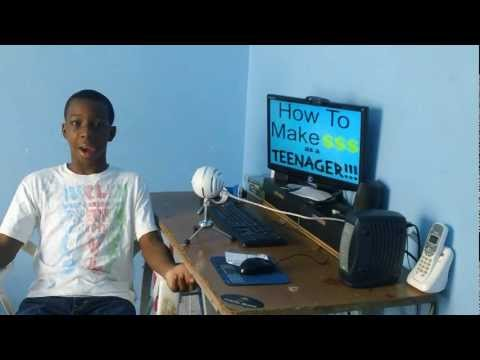 How To Make Money as a Teenager!!!