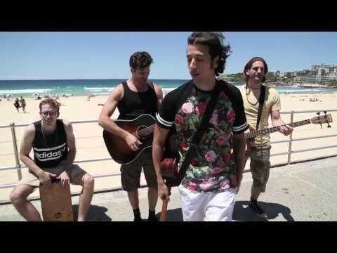 MAGIC! - Rude (Acoustic) Bondi Beach