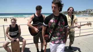 MAGIC!   Rude (Acoustic) Bondi Beach