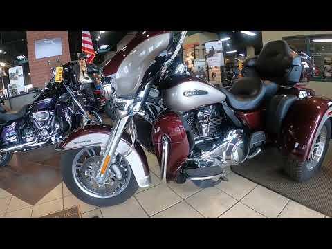 2018 Harley-Davidson Tri Glide Ultra FLHTCUTG
