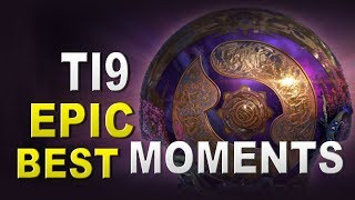 TI9 BEST Plays & EPIC Moments The International 2019 Dota 2