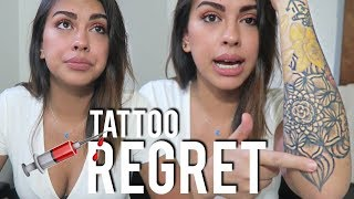 Tattoo Horror Story   Do I Regret My Half Sleeve?