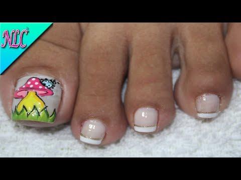 El hongo de los pie y las uñas que curar