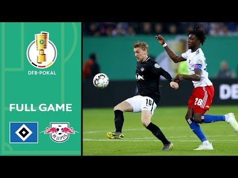 Hamburger SV vs. RB Leipzig 1-3 | Full Game | DFB Cup 2018/19 | Semi Final