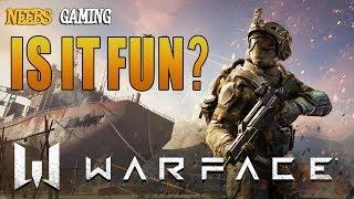 Warface: Is It Fun?