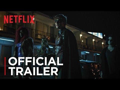 Titans Trailer 2