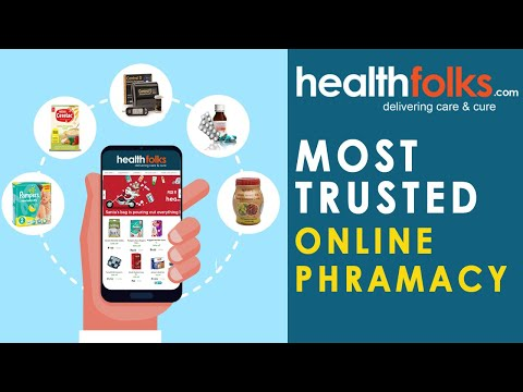 Online Medicine Delivery | Online Pharmacy | Healthfolks.com