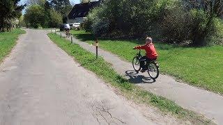 Велотур 2 выходного дня Бремерхафен Германия 2018