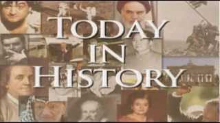 April 25th - This Day in History